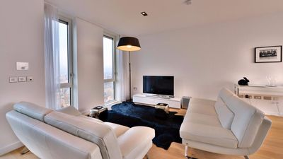 Photo for Modern 2 Bedroom Penthouse Nestled in East London