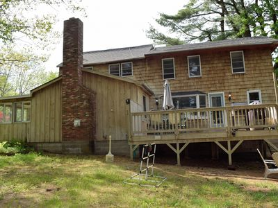 Photo for Spacious House - 1/2 Mile Walk to the Beach, Walk to Pier, Great Yard & Parking