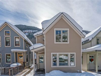 Photo for NOW AVAILABLE FOR BLUEGRASS! - 3-Bedroom Townhome One Block From Gondola