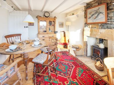 Photo for ARTIST'S COTTAGE sits in a superb location in the fishing village of Craster
