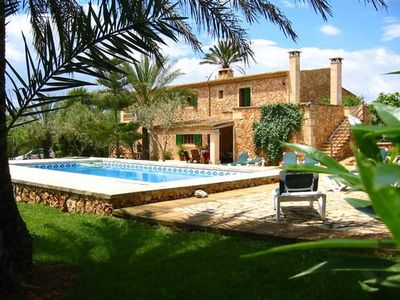 Photo for Holiday house Campos for 12 - 14 persons with 6 bedrooms - Farmhouse