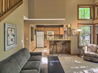 Photo for 5 bedroom Disciples Ridge Condo at Boyne Mountain, steps away from the slopes