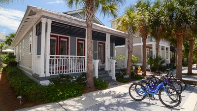 Photo for Pristine Single Story Cottage Near Rosemary Beach ~ Includes 4 Bikes