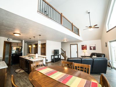 Photo for Spacious Okoboji Cabin at Bridges Bay Resort