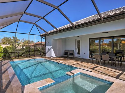Photo for Stylish Naples House w/ Pool - 2 Miles to Beach!