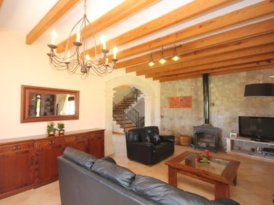 Photo for Country house in Binissalem with Parking, Internet, Washing machine, Air conditioning (984003)