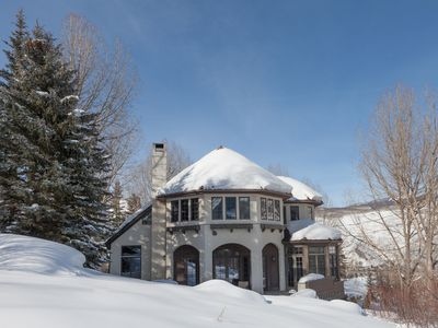 Photo for Spectacular views of Beaver Creek slopes, dial a ride, amazing spacious luxury