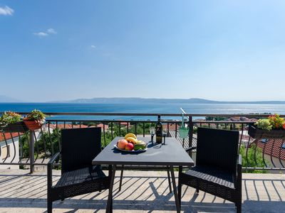 Photo for Apartments and Room Drazen (86521-A3) - Novi Vinodolski (Crikvenica)