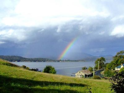 Photo for Brooks Bay Cottage - located at Huon Valley