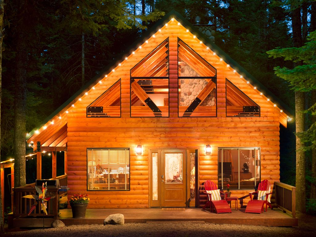 New cozy cabin near suncadia and lake cle elum ronald for Cle elum lake cabins