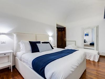 Photo for Modern and bright flat/5 guests/close to Vatican