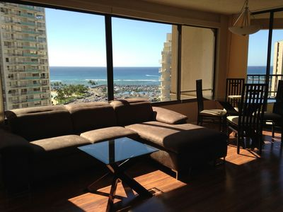 Photo for 2BR Condo Vacation Rental in Honolulu, Hawaii