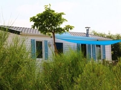 Photo for Camping L'Airial **** - Mobile home Cosy Standard 3 Rooms 4 People