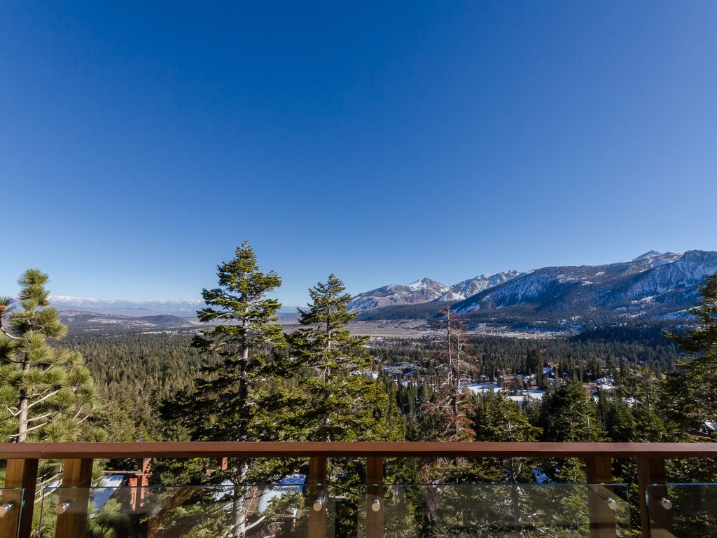 Best Rated Luxury With Stunning Views Ski In And Out Mammoth Lakes High Sierra California