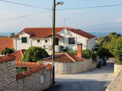Photo for Apartment in Supetar (Brač), capacity 6+1
