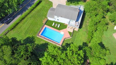 Photo for Montauk Retreat with Water Views