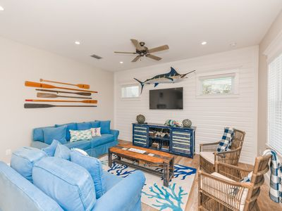 Photo for BRAND NEW 2 Bed Home w/Private Pool & 4 Min Walk to Beach
