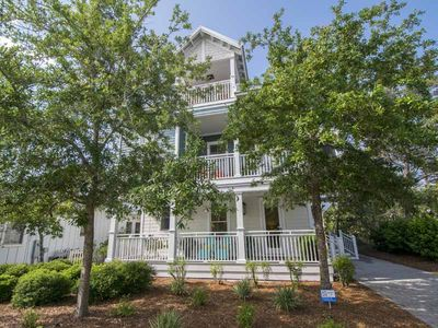 Photo for Private Beach Home in 30A. 4 Bikes Included! Two Community Pools and Tennis Courts