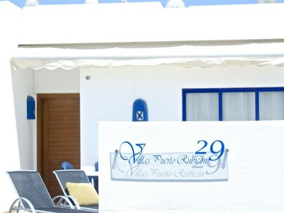 Photo for Beautiful apartment for 2 guests with private pool, WIFI, TV, pets allowed and parking