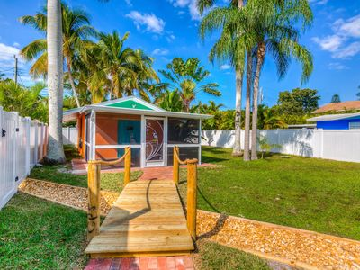 Photo for Private Bungalow close to Beach/Cortez/Bradenton