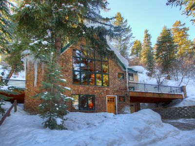 Photo for Luxury Mountain Home Less Than A Half Mile Walk To Sundance Resort