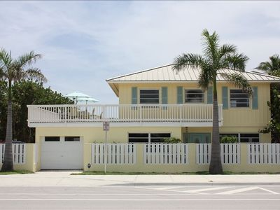 Photo for Beachfront Home on Hutchinson Island Sleeps 8-10, Pets Ok