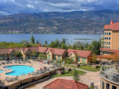 Photo for Discovery Bay on the shore of Lake Okanagan.