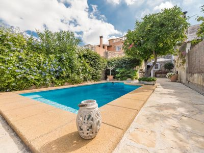 Photo for 2 bedroom Villa, sleeps 6 in Campanet with Pool, Air Con and WiFi