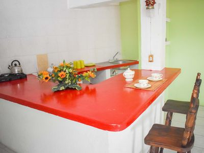 Photo for Apartment downtown Zihuatanejo, great for long stays