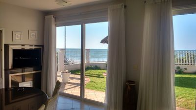 Photo for HOUSE IN FRONT OF THE SEA IN PEREQUE / DAILY FROM R $ 1050.00 / SHOW