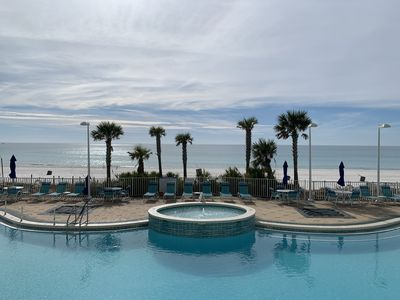 Photo for Clean and Comfortable Beach Getaway at Boardwalk!
