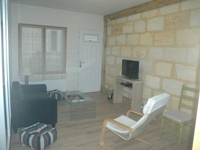 Photo for the old cottage Lormont right side against Bordeaux - Furnished 3 stars.
