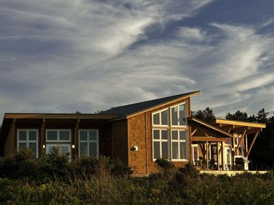 Photo for Spectacular Modern Luxury Oceanfront Getaway on PEI's Most Exclusive Beach