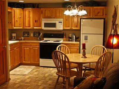Photo for Lovely 1-bedroom, 1-bath condo