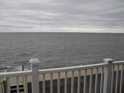 Photo for Beautiful Oceanfront Luxurious 2 bedroom 2 story condo, mins from Boston!