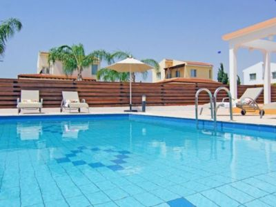 Photo for Ayia Thekla well equipped 2 bedroom villa with private pool