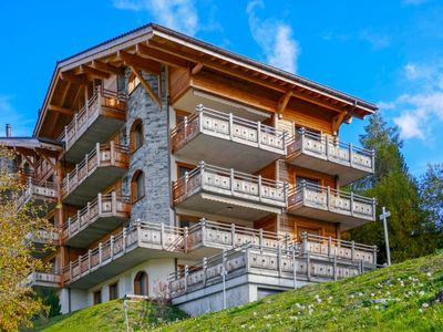 Photo for Apartment Ferme de Sandra F2 in Nendaz - 4 persons, 2 bedrooms