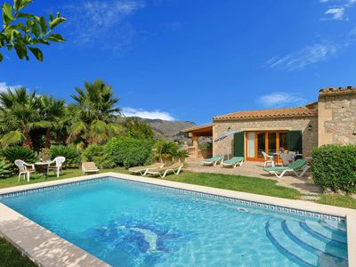 Photo for Can Bach - This Villa includes a private pool, WI-FI & close to amenities