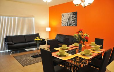 Photo for Best Retreat after fun at theme parks! - super close to disney, resort pool&spa