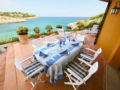 Photo for Vacation home Cala Mendia Sea Views  in Porto Cristo, Mallorca - 6 persons, 3 bedrooms