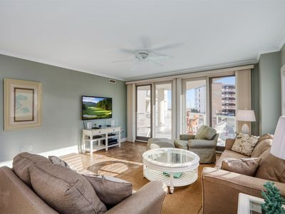 Photo for Find your Beach Bliss at this Stunning 4 Bedroom Luxury Condo in the heart of Ocean City, Maryland.