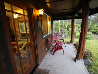 Photo for Secluded, Quiet Escape Close to National Park on 3 acres, Hot Tub