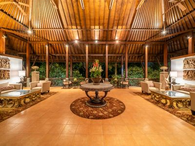 Photo for Super Spacious 8 Bedrooms Villa in Ubud