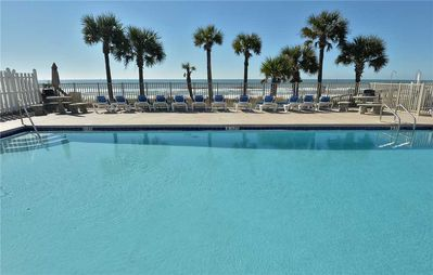Life Is Better at the Pool - Everyone knows that a vacation isn't complete without a trip to the community pool. Come on in, the water is amazing!