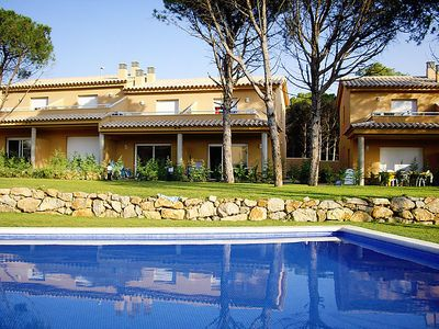 Photo for Vacation home Michele in L'Escala - 6 persons, 3 bedrooms
