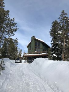 Photo for Breck House--incredible Views, Pet Friendly, Quiet Retreat, Private Hot Tub