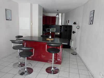 Photo for Apartment near park Bourgines 10 minutes walk from downtown 4 people