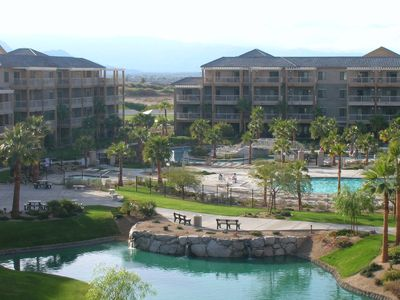 Photo for Worldmark Indio  Stagecoach King, Q or 2Twin in 2nd,  sleep6! 3 Free nights!!
