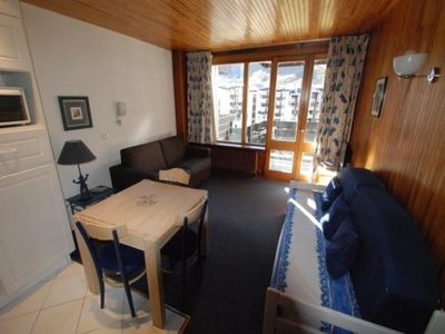 Photo for Apartment Tignes, studio flat, 3 persons
