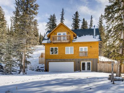 Pet Friendly/ Mountain Views/ minutes from Breckenridge-Con Alma